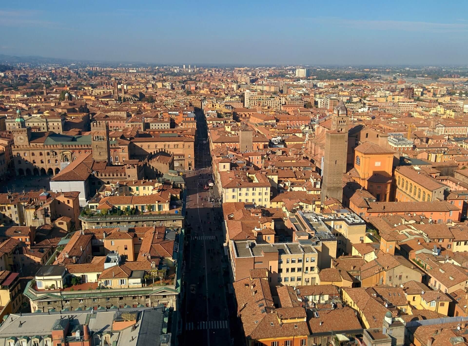 Regionen Italien Emilia Romagna