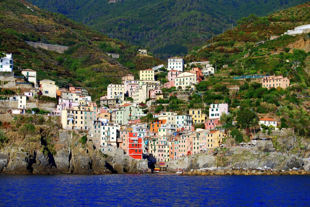 Regionen Italien Ligurien