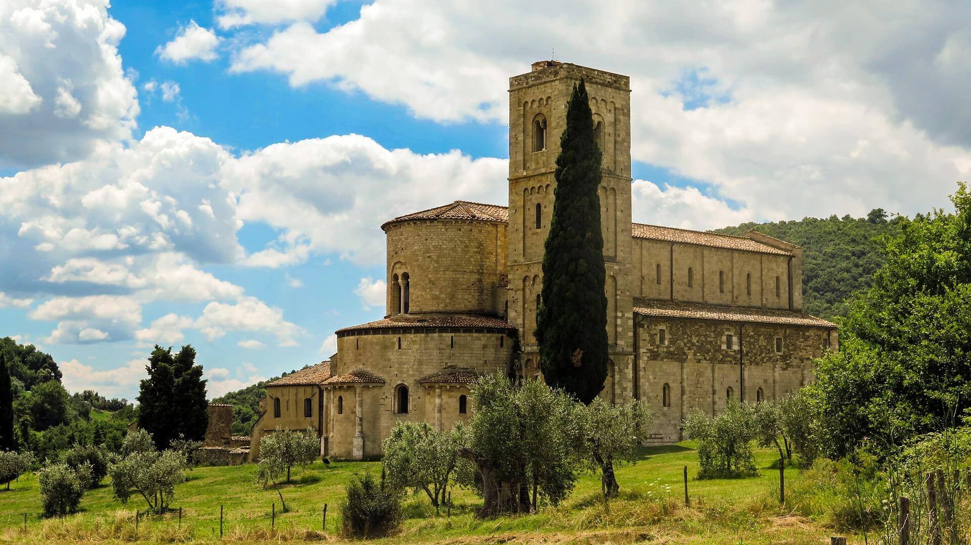 Regionen Italien Toskana