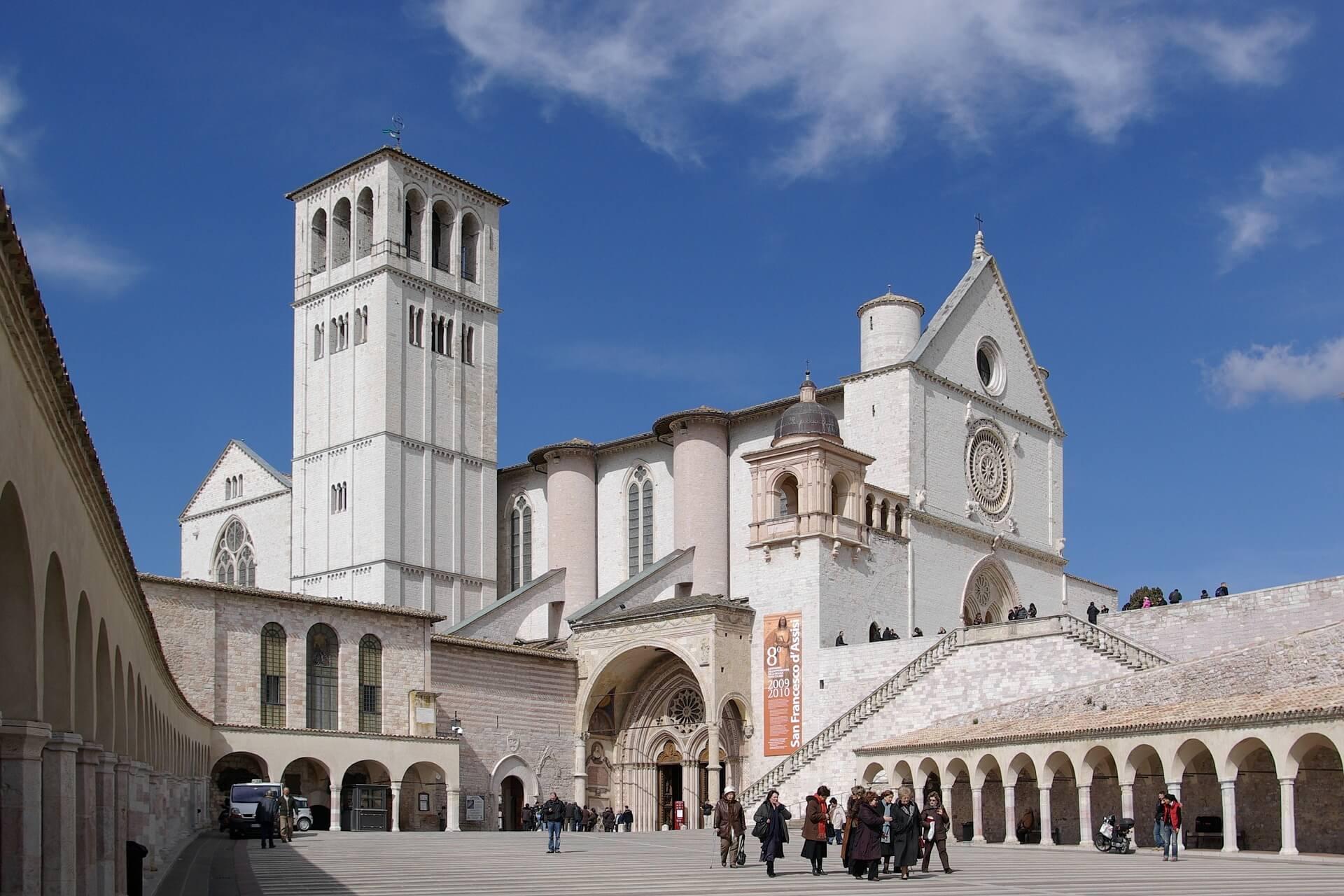 Regionen Italien Umbrien