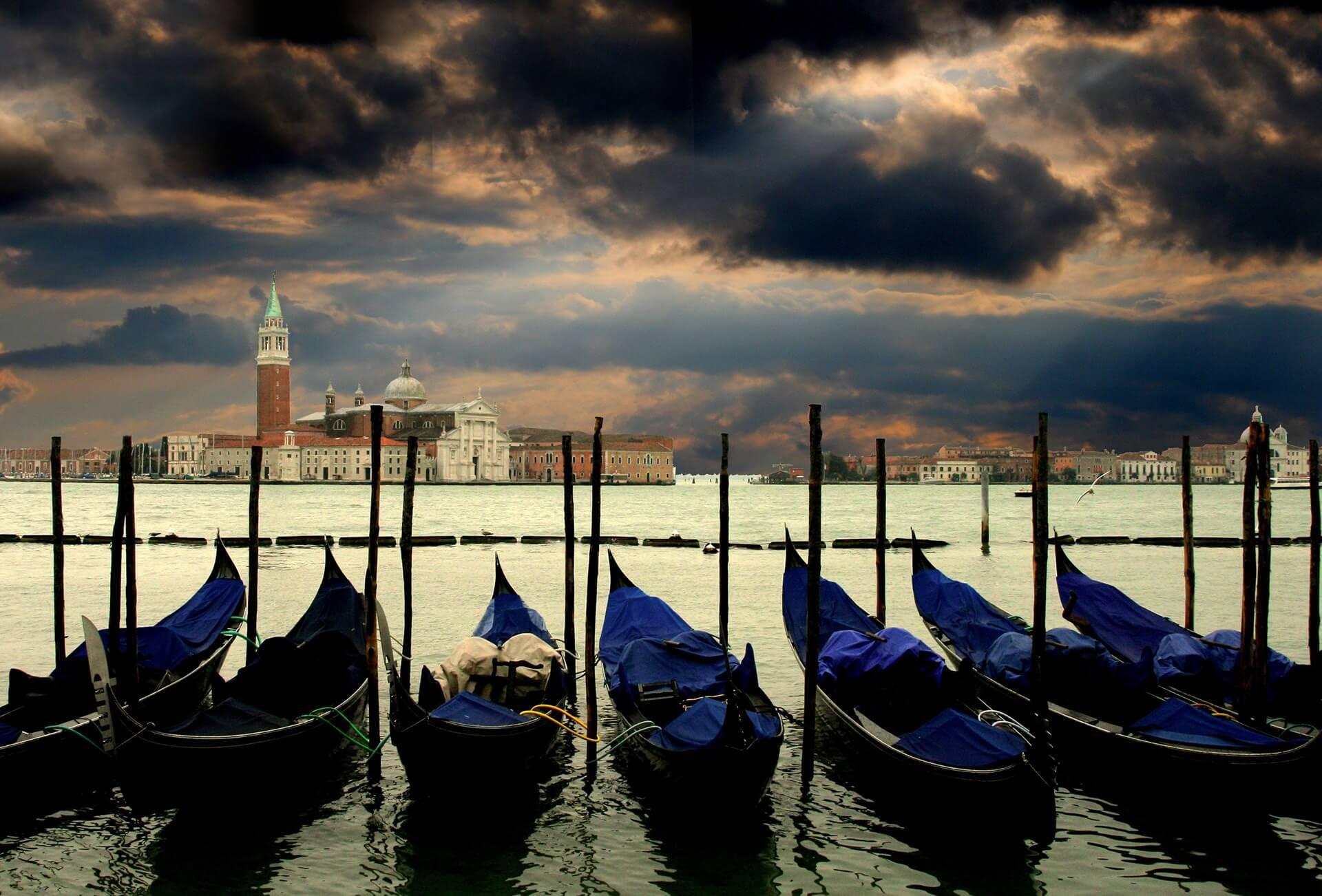 Regionen Italien Venedig